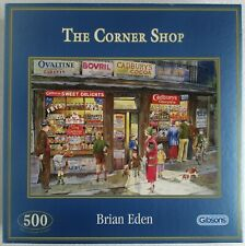 Gibsons Pussel - The Corner Shop -