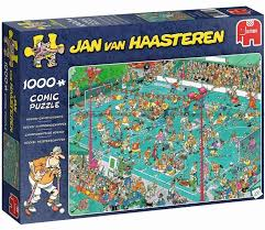 Jan van Haasteren - Hockey Champoionship -