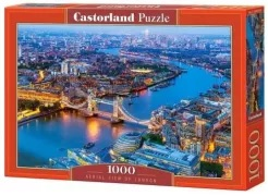 Pussel - View of London -