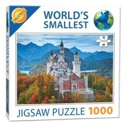 World Smallest Puzzle - Neushwanstein Castle -