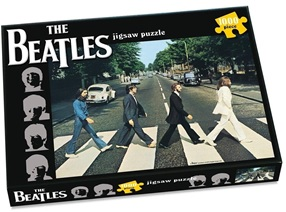 Beatles Pussel - Abbey Road -