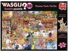 Wasgij - Theme Park Thrills -