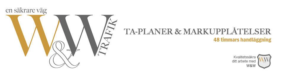 TA-planer och Markupplåtelser WoW Mobile