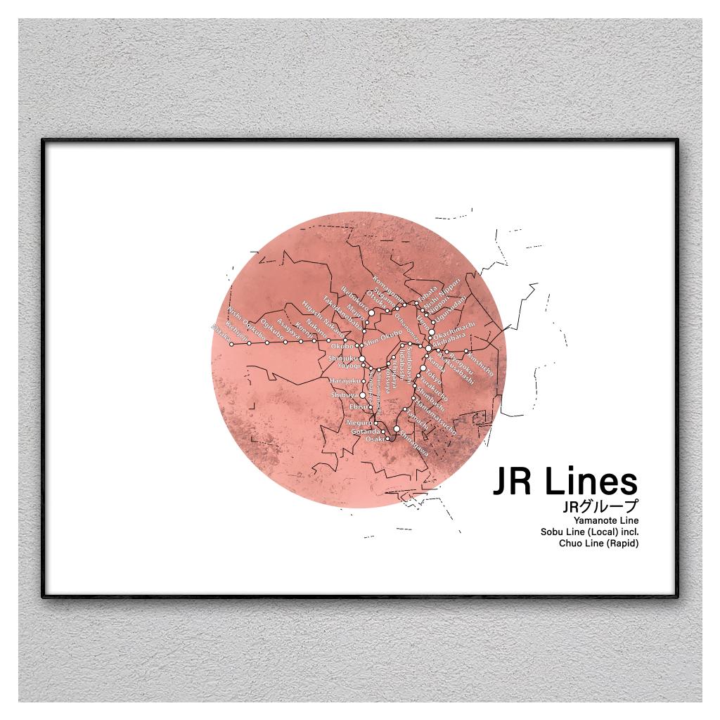 JR Lines - Ver 1
