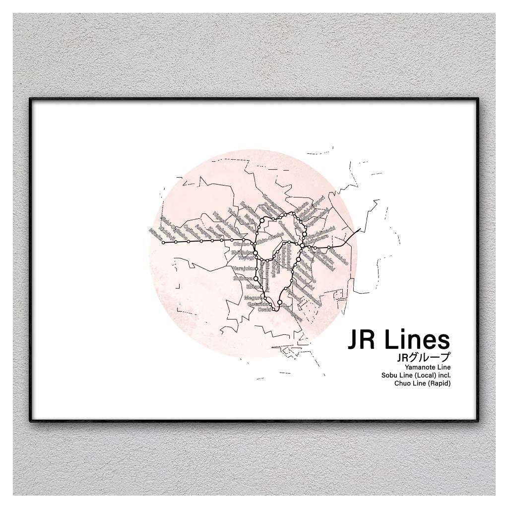 JR Lines - Ver 2