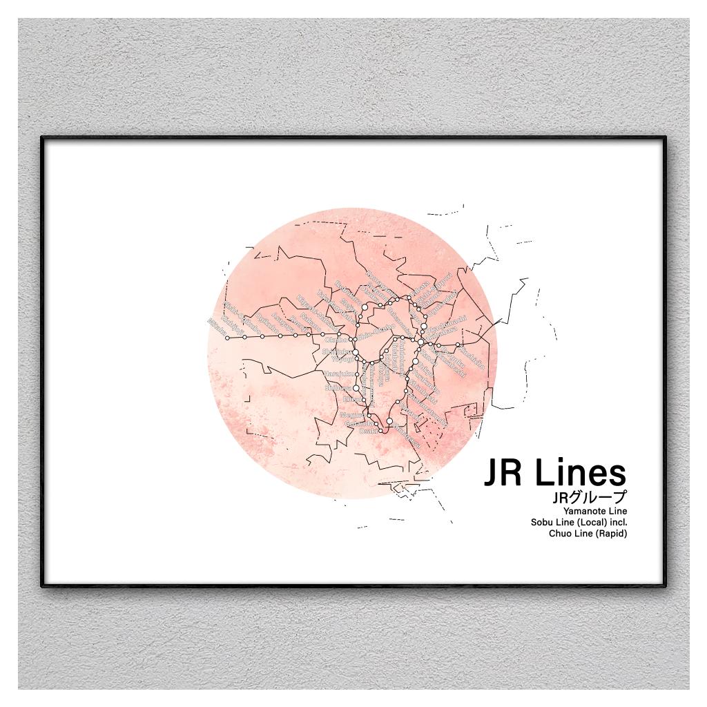 JR Lines - Ver 3