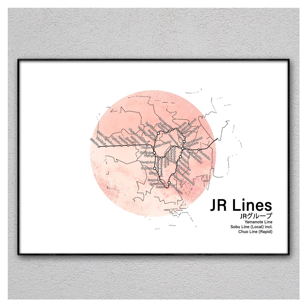JR Lines - Ver 4