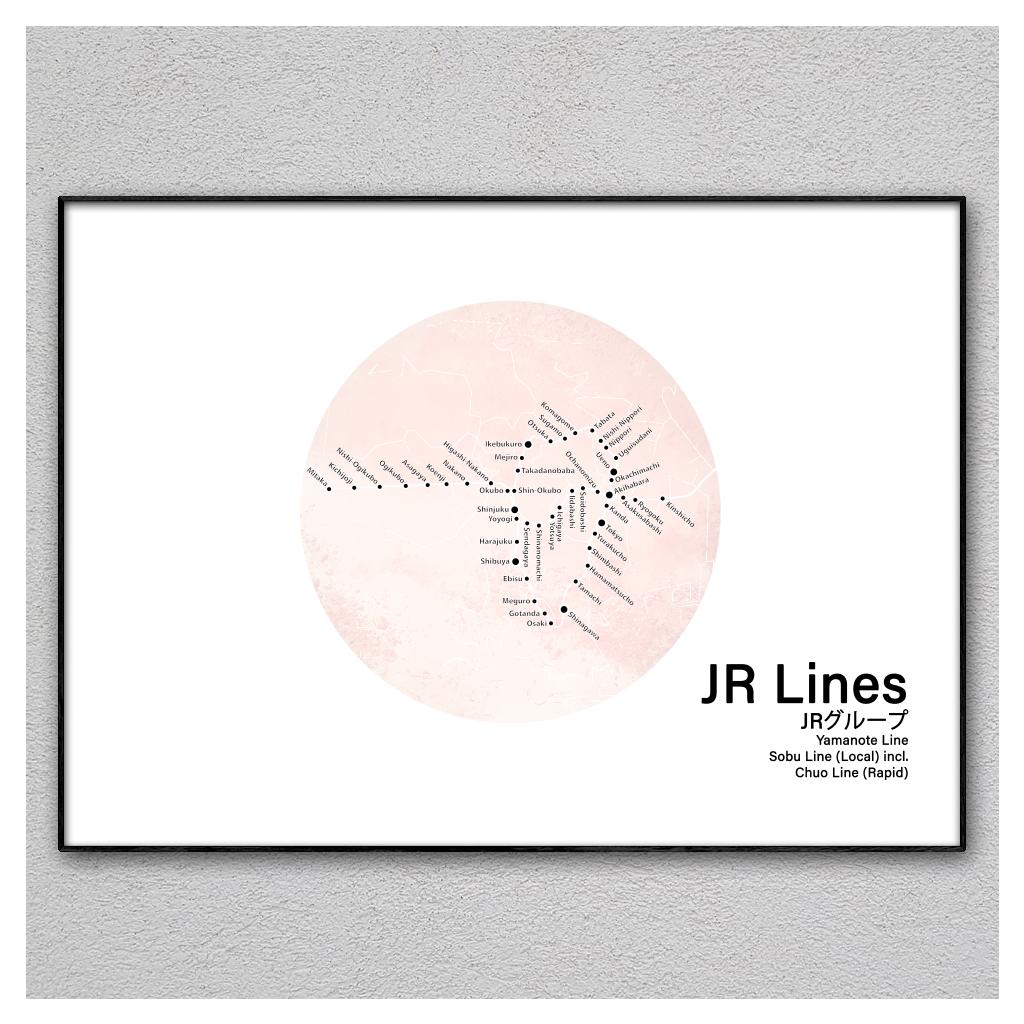 JR Lines - Ver 5