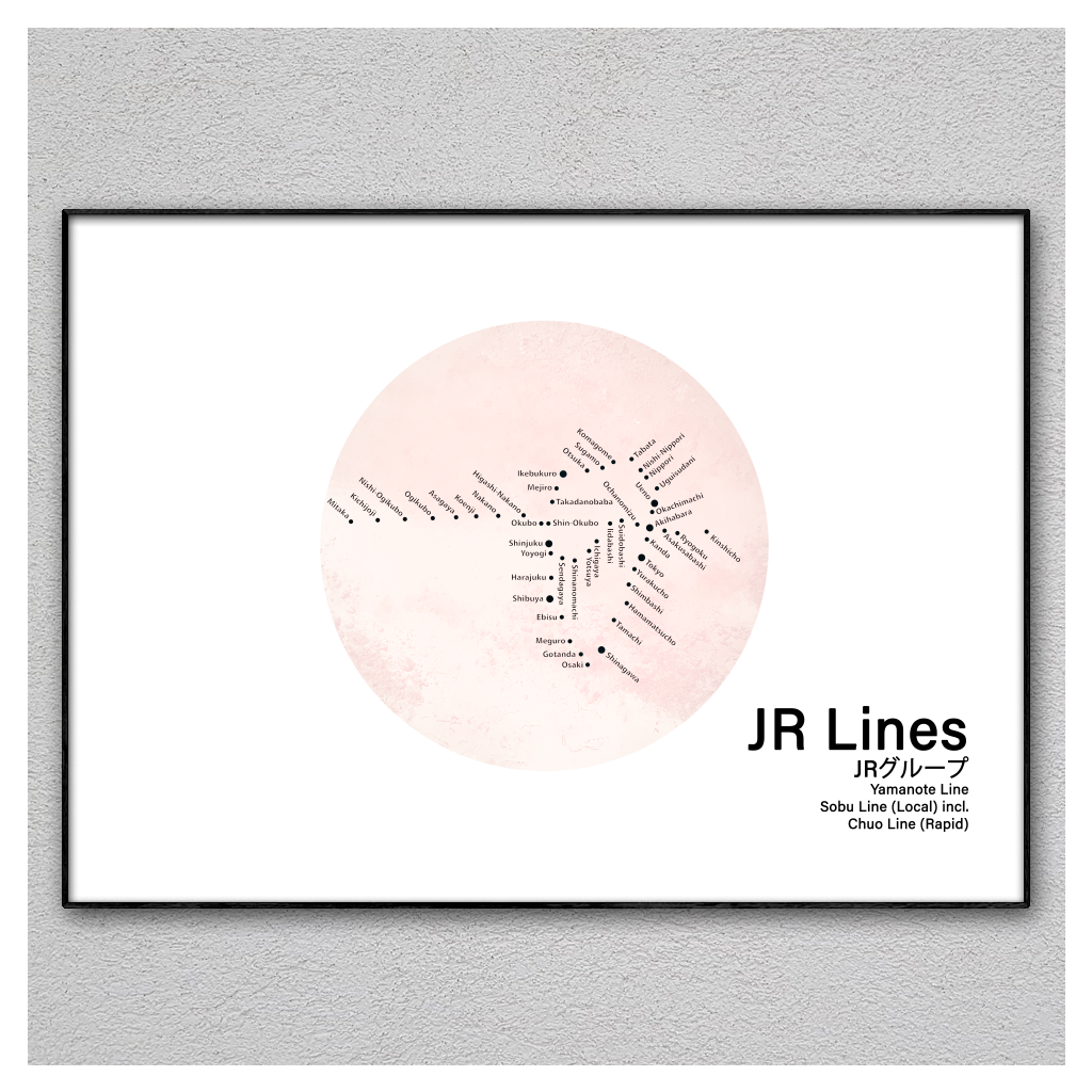 JR Lines - Ver 6