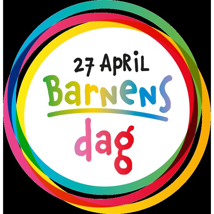 Logotyp för Barnens dag