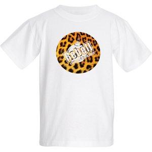 Rebell Tshirt Barn Rebell leopard cirkel nyhet unisex