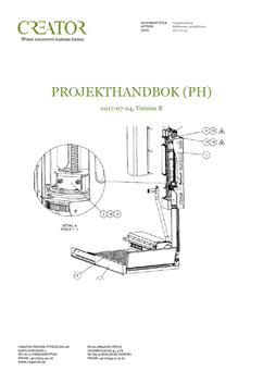 Creators Projekthandbok