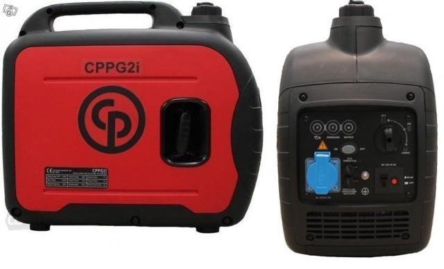 Portabel elgenerator CPPG2i