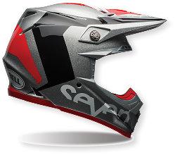 Bell Moto-9 Flex Seven Rogue Helmet - XS