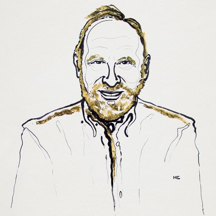 IIllustration: Niklas Elmehed. Copyright: Nobel Media AB 2018