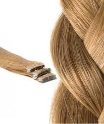 Isättning eget tape hair
