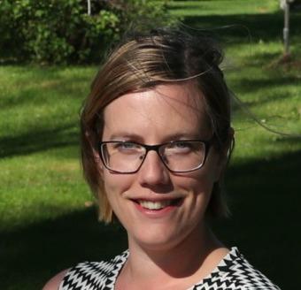 Cecilia Larsson, lärare i grundskolan