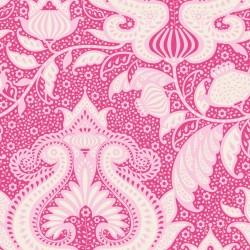 FYND! Bomullstyg Tilda Sunkiss Ocean flower rosa