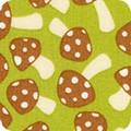 Bomullstyg flugsvampar (Robert Kaufman)