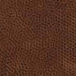 Bomullstyg brun prick (Dimples)