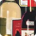 Bomullstyg vinbuteljer (Uncork and Unwind)