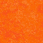 Bomullstyg orange melerat (Spraytime)