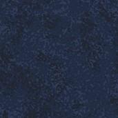 Bomullstyg mörkblått melerat (Spraytime)