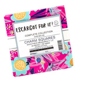Charm Pack Escargot for it