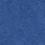 Bomullstyg Spraytime klarblå (Makower)