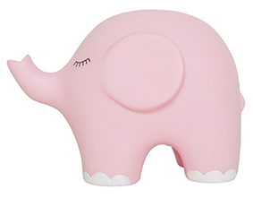 Nattlampa formad som elefant - Nattlampa - Elefant