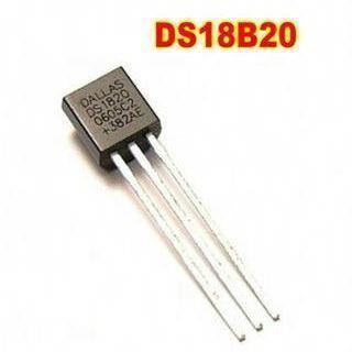 1 wire temperatur sensor DS18B20 - 1 wire temperatur sensor DS18B20