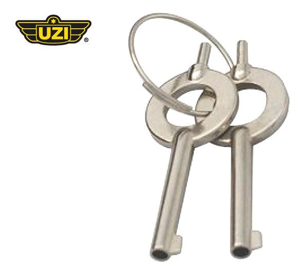 UZI keys 2