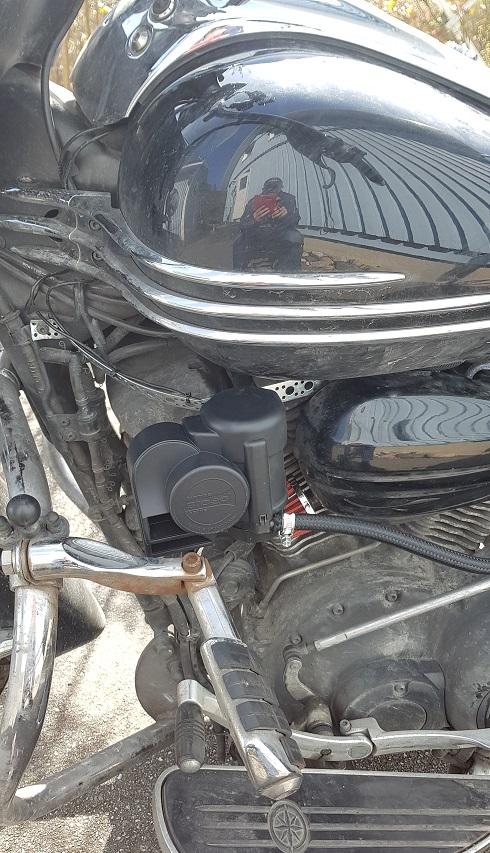 Yamaha XV1900