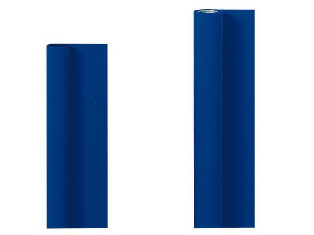 damast blå