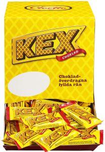Kexchoklad mini automat