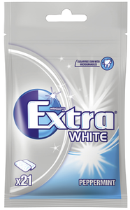 Extra White peppermint 29g