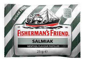 Fishermans Salmiak SF 25g