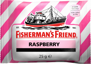 Fishermans Raspberry SF 25g