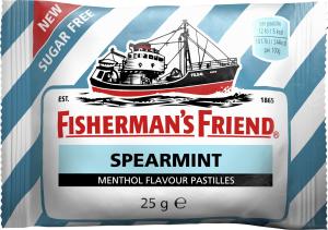 Fishermans Spearmint SF 25g