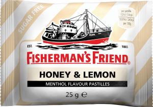 Fishermans Honey/Lemon SF 25g