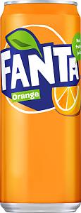 Fanta Apelsin 33cl