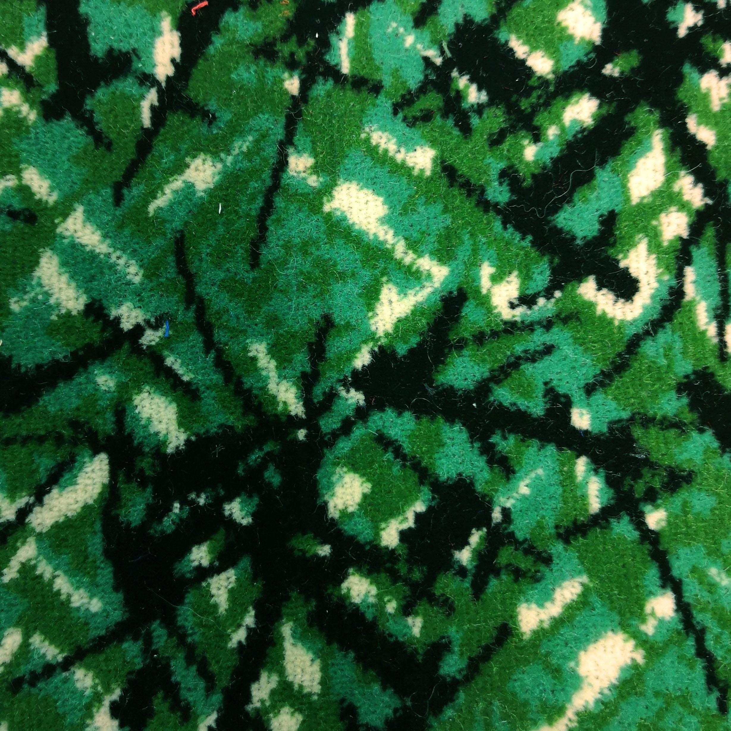 Bussplysch Grön