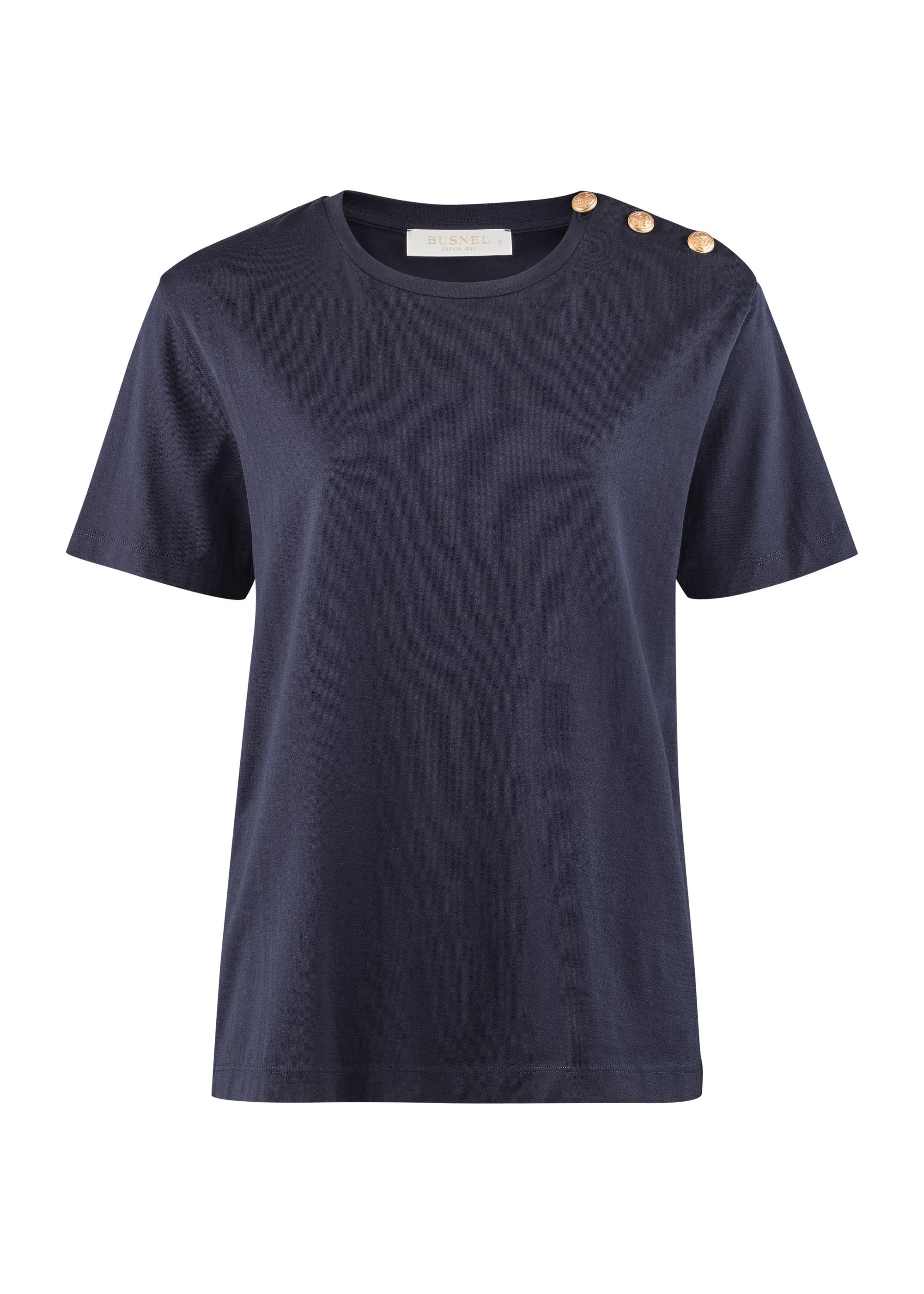 Toulon T-shirt Marine-1