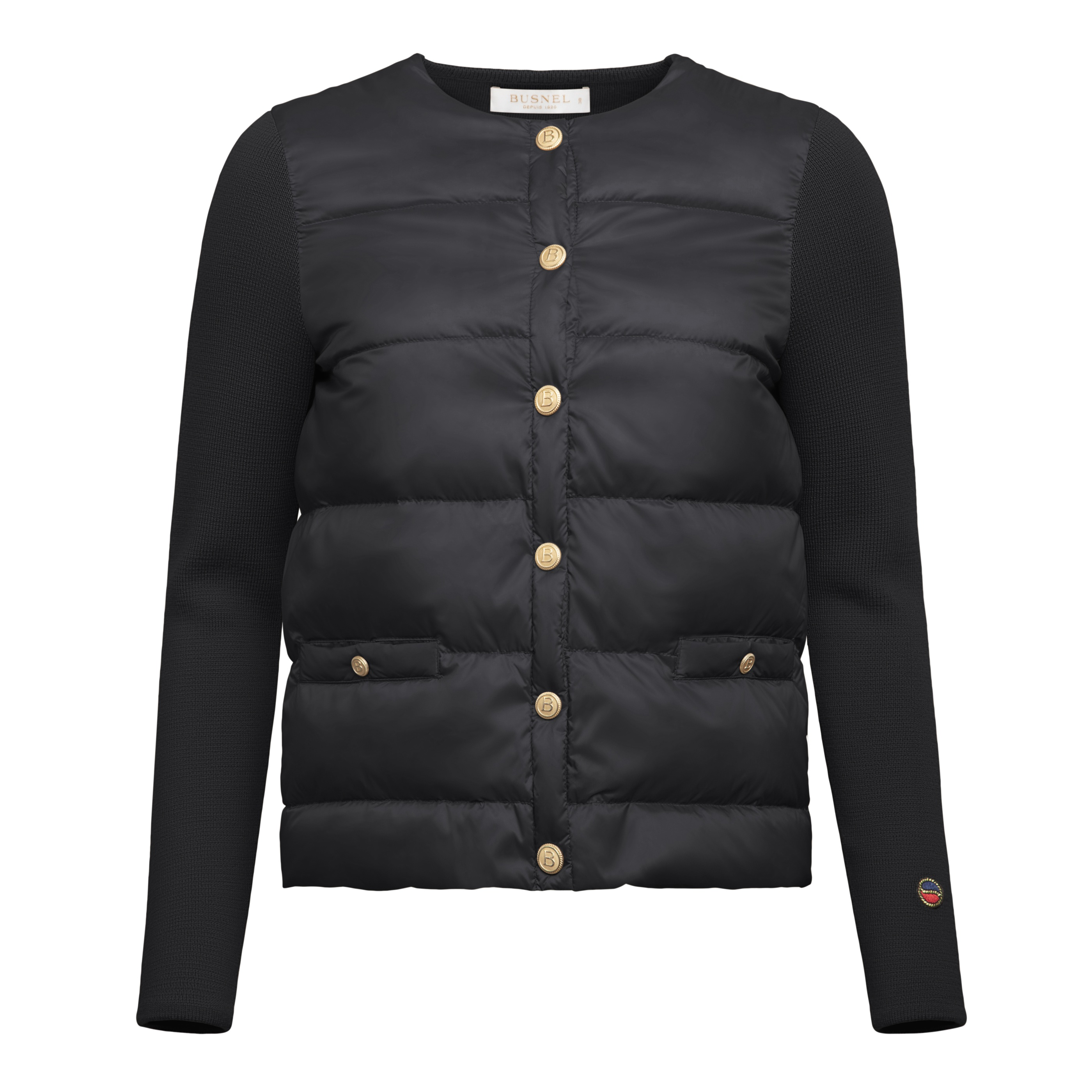 Iva-Down-Jacket-Black-1
