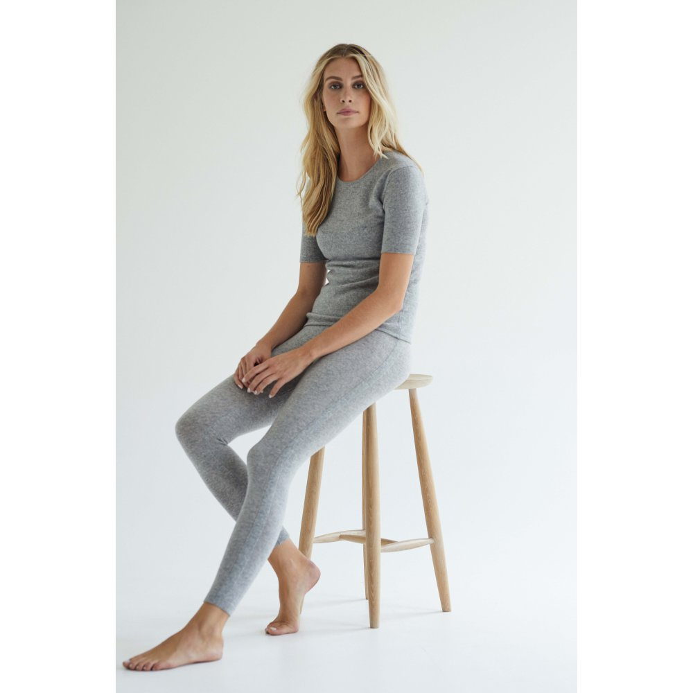 grå leggings
