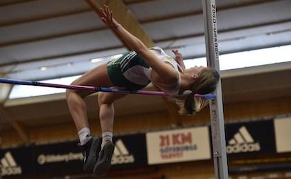 Klara Rådbo slog klubbrekord på 1,71!