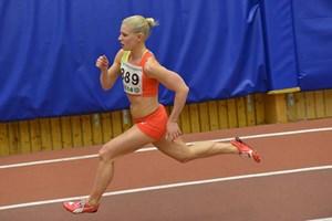 Frida Persson, 400m+ 4x300m-stafett