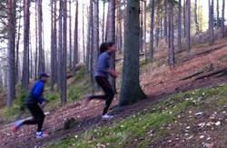 -Det jobbigaste backpasset i hela mitt liv! Backspecialen i Pelletäppan, Tumba. Det obligatoriska passet för att bli invigd i träningsgruppen - Team Gidewall! :)