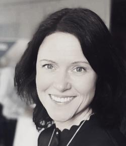 Vår nye ordförande Ulrika Lingslunde