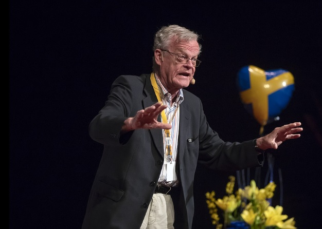 Björn Eriksson. Foto: Roland Thunholm, TT Nyhetsbyrån.